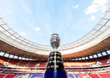 La Copa América de fútbol. Foto: @CONMEBOL / Twitter.