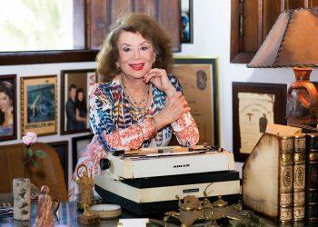 Delia Fiallo. Foto: twitter.com/venevision