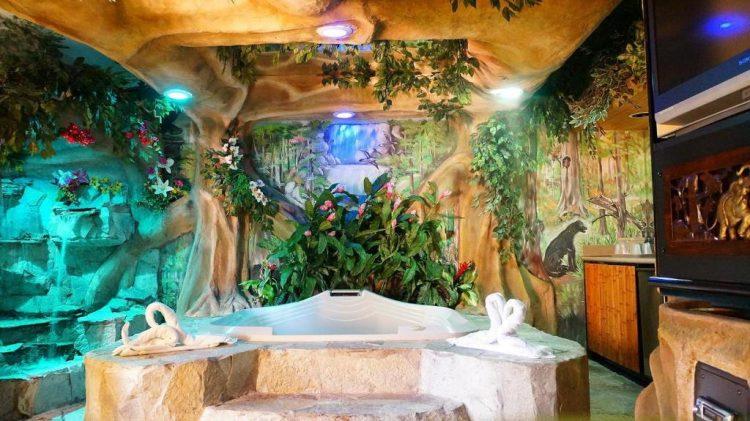 Imagen publicitaria de uno de los moteles de Hialeah. Foto: tomada de Trivago