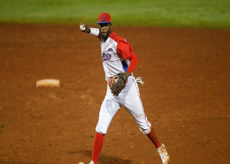 Cuba contó con actuaciones individuales destacadas, pero como colectivo no logró descollar. Foto: Tomada de USA Today Sports.