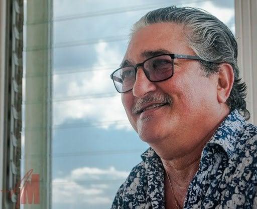 El director y realizador televisivo cubano Rolando Chiong. Foto: Cubadebate.