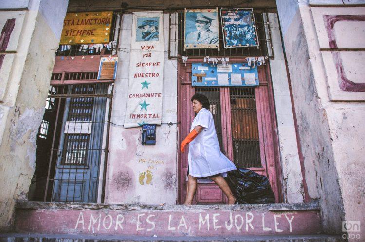 El amor es la mejor ley. Foto: Kaloian Santos