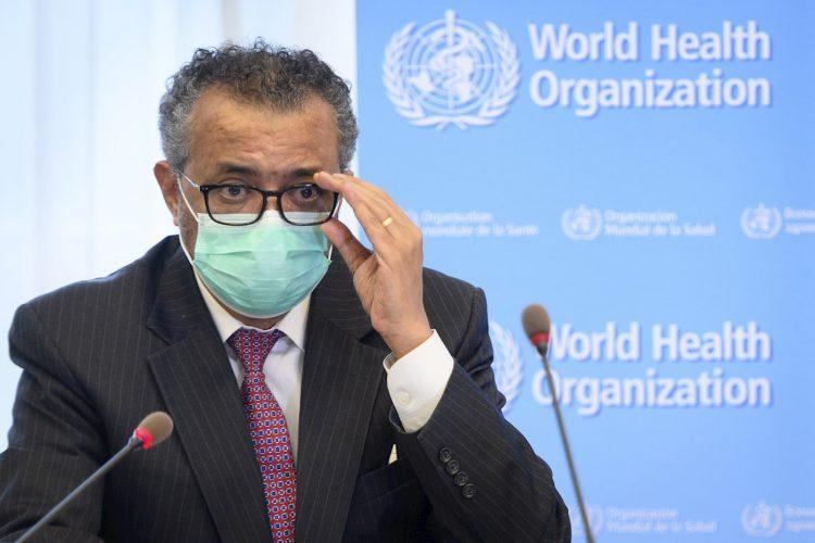 Tedros Adhanom Ghebreyesus, director general de la Organización Mundial de la Salud (OMS). Foto: Laurent Gillieron / EFE / Archivo.