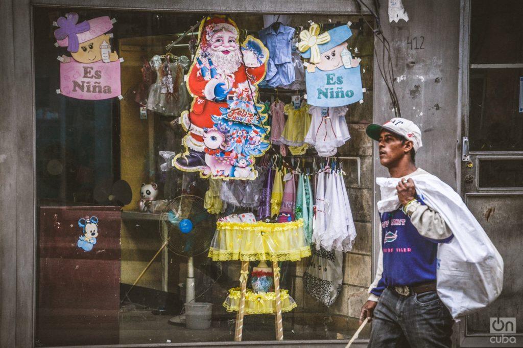 A store in Holguín. Photo: Kaloian Santos