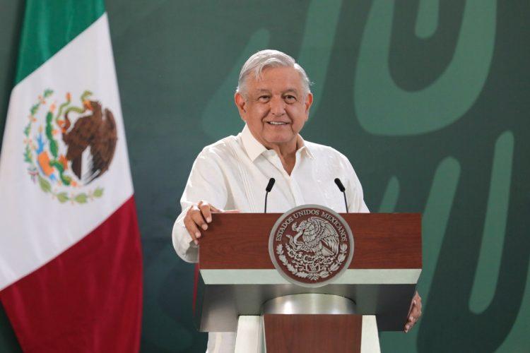 El presidente mexicano Andrés Manuel López Obrador . Foto: Reuters.