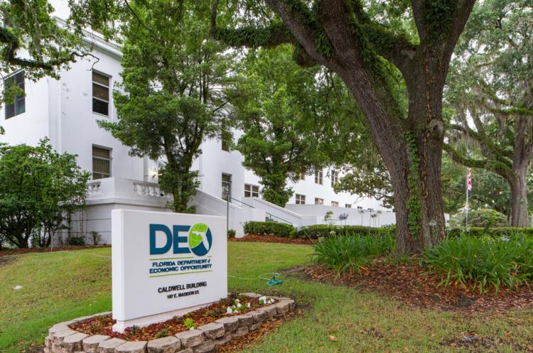 El Departamento de Oportunidades Económicas de Florida. Foto: Orlando Sentinel.