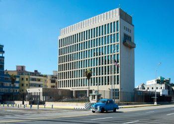 Embajada de Estados Unidos en La Habana. Foto: Facebook.