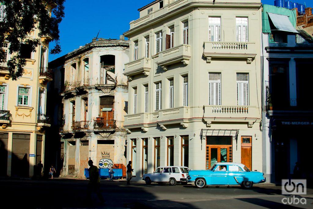Las Misiones Avenue. Photo: Otmaro Rodríguez