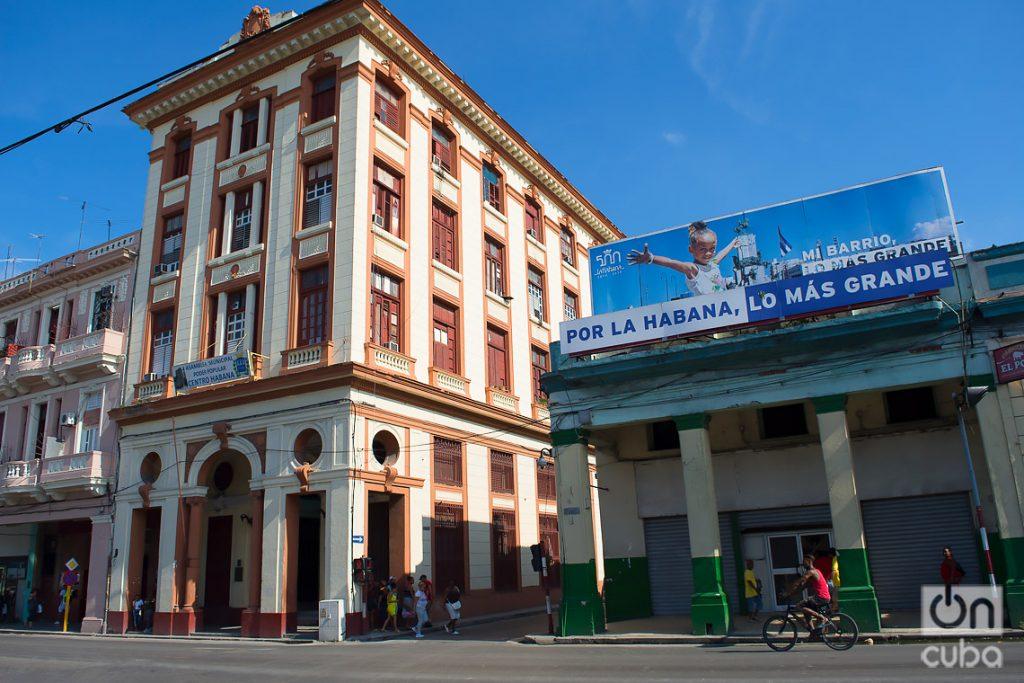 Reina Street. Photo: Otmaro Rodríguez