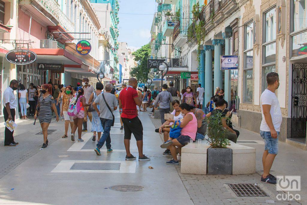 San Rafael Boulevard. Photo: Otmaro Rodríguez