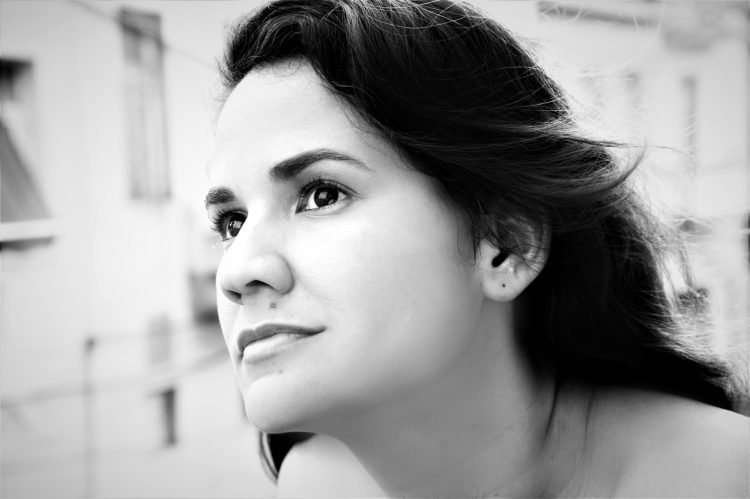 Lilien Trujillo. Foto: Alejandro Moya.