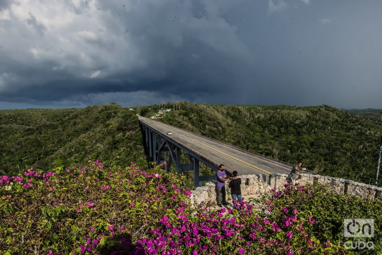 Puente de Bacunayagua. Foto: Otmaro Rodríguez.
