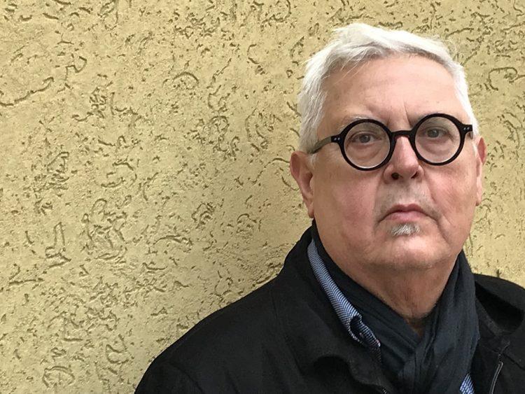 El escritor Víctor Rodríguez Núñez. Foto: cortesía del autor.
