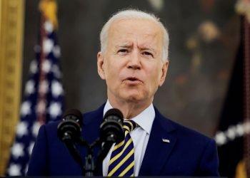 El presidente Joe Biden anuncia sus nuevos planes para incrementar la vacunación contra la COVID-19. | Foto: CNBC