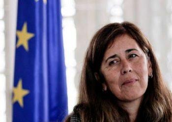 La portuguesa Isabel Brilhante fue designada como nueva embajadora de la Unión Europea en Cuba. Foto: EFE / Archivo.
