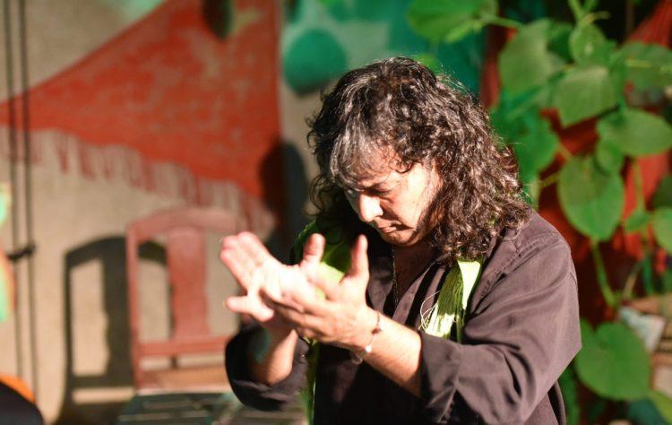 El artista cienfueguero Joel Zamora, director de la compañía y la academia de baile flamenco que lleva su nombre. Foto: joelzamora.azurina.cult.cu / Archivo.