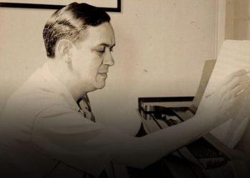 Ernesto Lecuona. Foto: Radio Enciclopedia.
