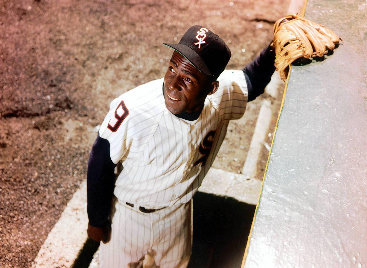 Minne Miñoso es la figura principal en la historia de Cuba en Juegos de Estrellas. Foto: John Austad- Chicago Tribune.