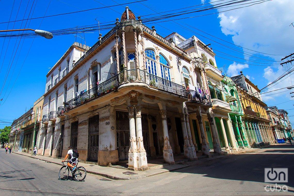 Arquitectura de La Habana. Foto: Otmaro Rodríguez.
