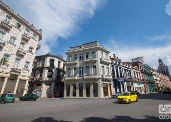 En la calle Tejadillo existían vistosas residencias en el siglo XIX, algunas convertidas en ciudadelas. Foto: Otmaro Rodríguez
