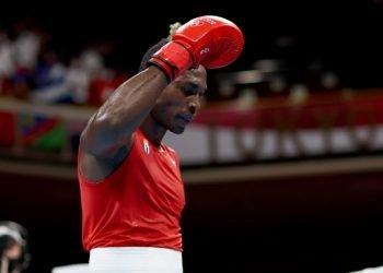 Julio César La Cruz. Foto: Olympics.