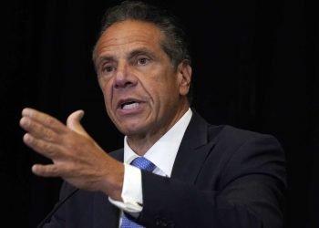 El gobernador de Nueva York, Andrew Cuomo. Foto: Richard Drew/AP.