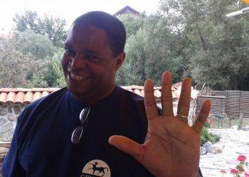 El periodista Jose Luis Estrada Betancourt falleció en La Habana a los 53 años, víctima de la COVID-19. Foto: perfil de facebook