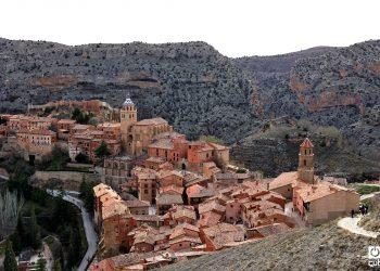 Albarracín, ubicado en Teruel, España. Foto: Alejandro Ernesto.