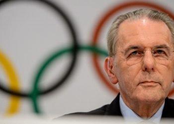 Jacques Rogge, expresidente del COI. Foto: Efe.