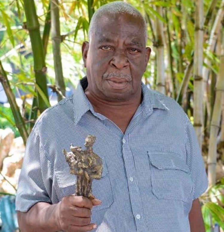 El poeta guantanamero Marino Wilson Jay, fallecido por coronavirus este día. Foto: facebook.com/fundacioncaguayo