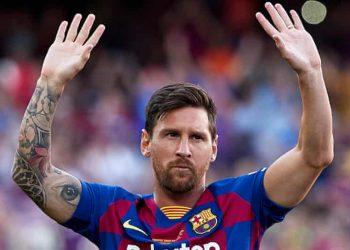 Leonel Messi. Foto: The Guardian.