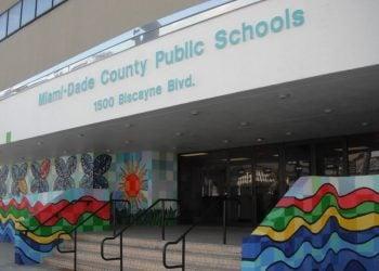 Sede de la oficina escolar de Miami-Dade. Foto: Miami-Dade Schools