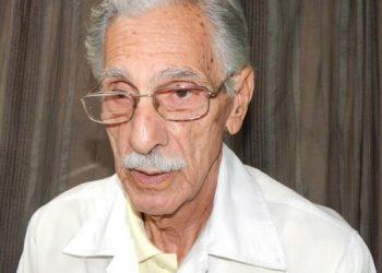 El Dr. Reynaldo Mañalich, eminente nefrólogo cubano, fallecido como consecuencia de la COVID-19. Foto: Archivo.
