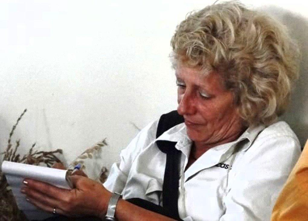 La periodista Miozotis Fabelo Pinares, Premio Nacional de Radio 2021 en Cuba. Foto: Cubaperiodistas / Archivo.