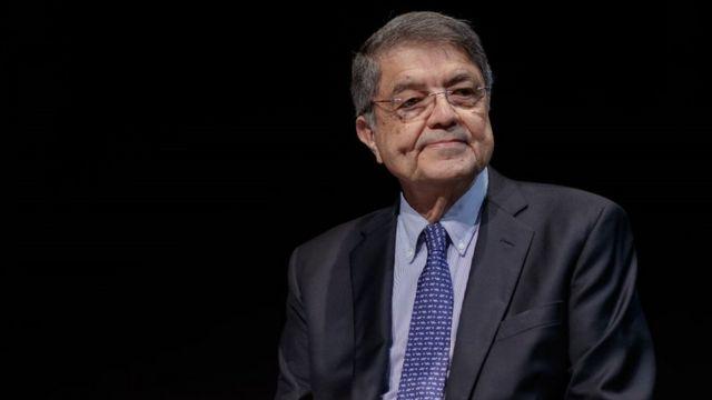 El escritor Sergio Ramírez. Foto: Getty Images vía BBC