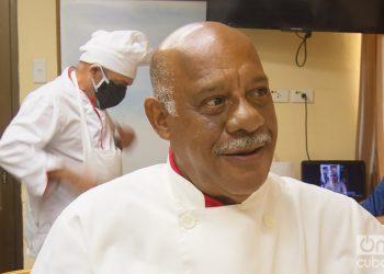 Chef Jorge Junco: Foto: Otmaro Rodríguez