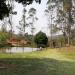 """Parte del """"sitio"""" donde se encuentran las lagunas que se alimentan de agua naturalmente, ambiente de los peces y patos."""