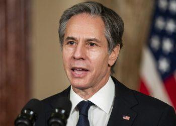 El secretario de Estado Anthony Blinken. Foto: Financial Times.