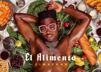 El Alimento, nueva producción de Cimafunk. Foto: perfil de Facebook del artista.