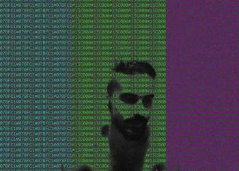 """Brian J. Romero en """"Expansión de una mente crítica"""". Foto: Captura de pantalla."""