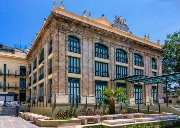 El Teatro Martí. Foto: La Habana.com.