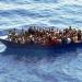 Decenas de migrantes haitianos abordo de una embarcación. Foto: @CubaMINREX/Twitter.