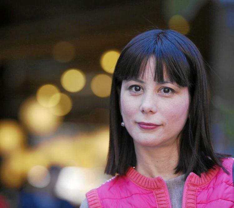 La escritora cubana Wendy Guerra. Foto: EFE / Archivo.