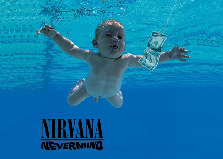 Nevermind/ Nirvana