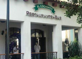 Restaurante El Cochinito, ubicado en el barrio habanero del Vedado. Foto: Empresa de Restaurantes de La Habana/Facebook.