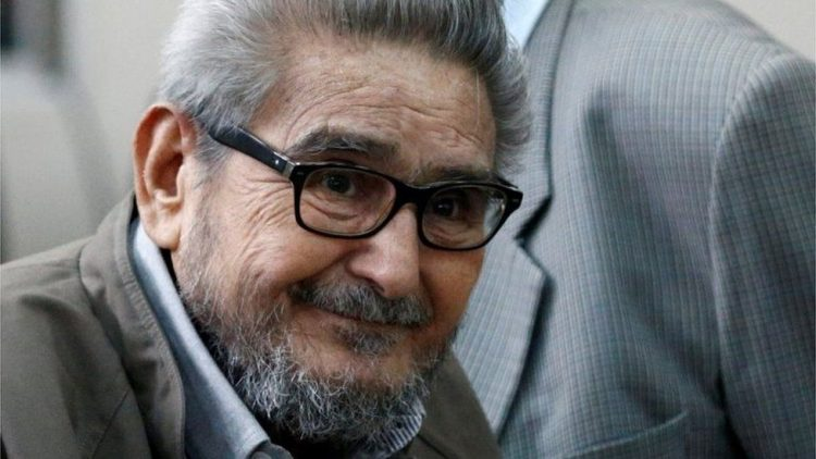 Abimael Guzmán. Foto: BBC.