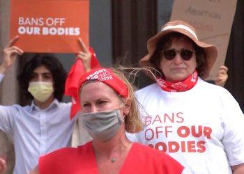 Foto: Democracy Now.