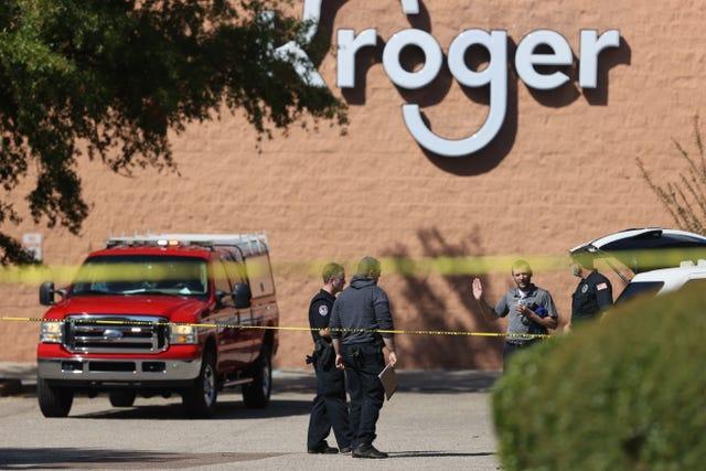 El tiroteo ocurrió en una tienda Kroger, a unos 50 kilómetros al este de Memphis. Foto: The Commercial Appeal.