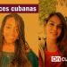 Deyni Terry Abreu y Adriana Fonte Preciado (de izquierda a derecha).