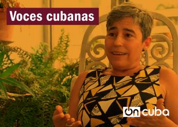 Zaida Capote Cruz. Foto: Embajada de España en Cuba, Consejería Cultural.